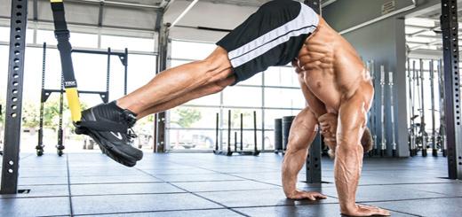 ورزش TRX چیست + آموزش ورزش تی آر ایکس - تصویری