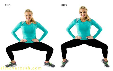 10 تمرین برای تقویت عضلات خارج ران