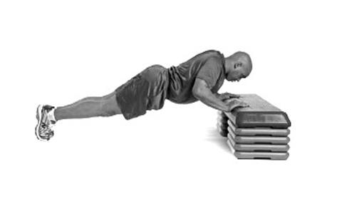 UpperBodyPlyo برنامه جذاب و جالب و خوب اسپورت و ورزشی مؤثر و همچنین با نتایج سریع که تنها و فقط به پله مستلزم و نیاز دارد