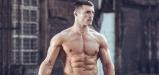 چرا عضلات شکم نامتقارن میشوند و منظم نیستند؟