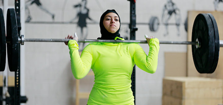 Women Fitness hijab mini ۴ اشتباهی که بانوان در مورد ورزش و همچنین تناسب اندام مرتکب میشوند