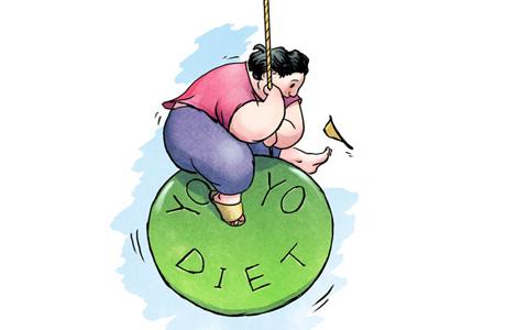رژیم غذایی یویو چیست و 10 دلیل که چرا رژیم لاغری یویو مضر است