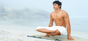 9 حرکت یوگا برای فُرم دادن به عضلات شکم - تصویری