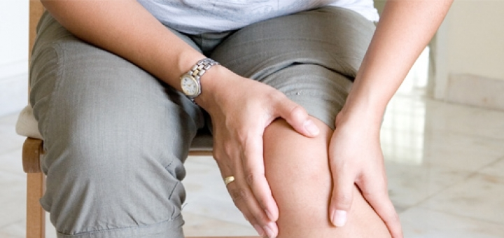 علت درد جلو زانو و درمان آن