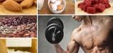 بهترین منابع غذایی پروتئین برای رشد عضلات