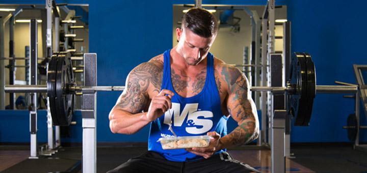 رژیم عضله سازی و برنامه غذایی مخصوص عضله سازی چگونه است؟
