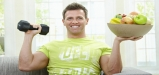 نکات مهم تغذیه ای برای ورزشکاران حرفه ای و آماتور