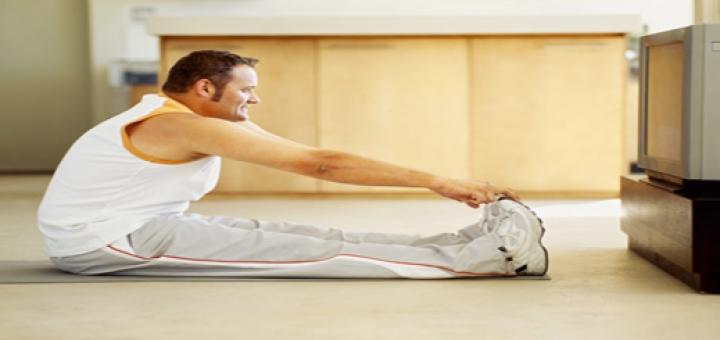 execise at home 720x340 ۵ دلیل جهت ورزش در منزل