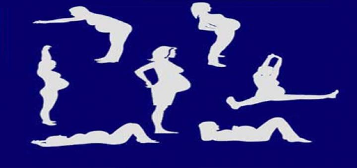 exercising during pregnancy 720x340 فواید ورزش در دوران بارداری
