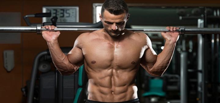 fitness man1 720x340 تعادل نیتروژنی چیست و همچنین چگونه باعث عضله سازی میمی شود؟