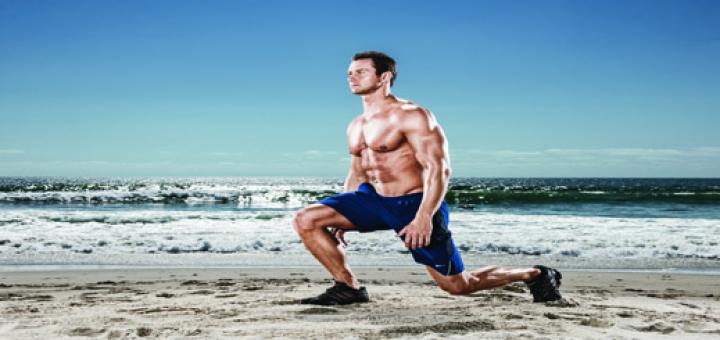 هفت حرکت ورزشی برای تناسب اندام و تقویت عضلات