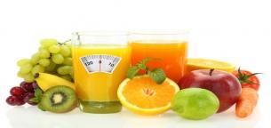 کاهش سریع وزن به کمک میوه ها