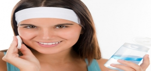 ضرورت پاک کردن آرایش هنگام ورزش