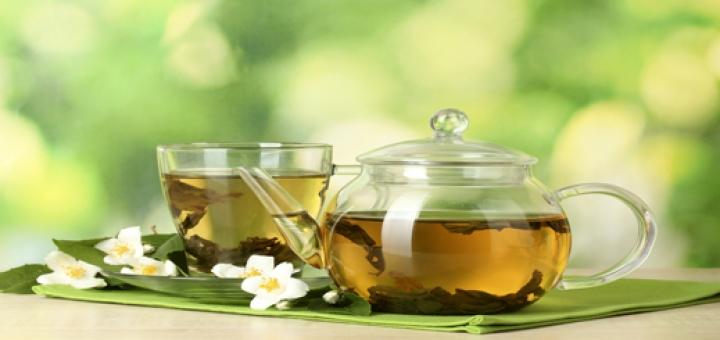 چای سبز و خواص داروی شفابخش