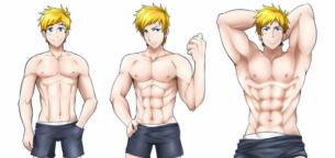 رشد عضلات بدن یا عضله سازی چقدر طول میکشد؟