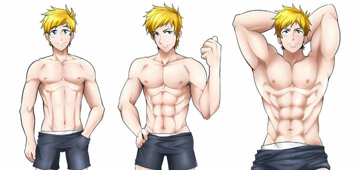 رشد عضلات بدن یا عضله سازی چقدر طول می کشد؟