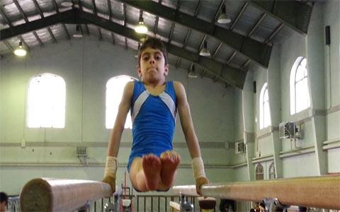 gymnastics بهترین سن جهت شروع ژیمناستیک چه سنی می باشد؟