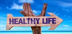 اینفوگرافی: چگونه یک زندگی سالم داشته باشید؟