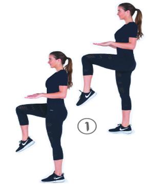4  حرکت ورزشی برای شارژ کردن در صبح