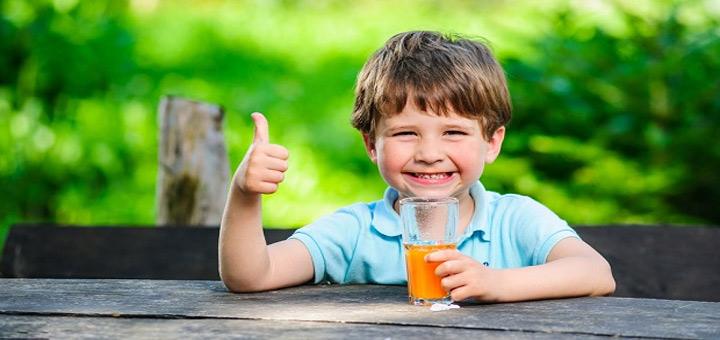 6 نوشیدنی خطرناک برای کودکان