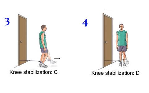 توانبخشی و درمان آسیب رباط ACL