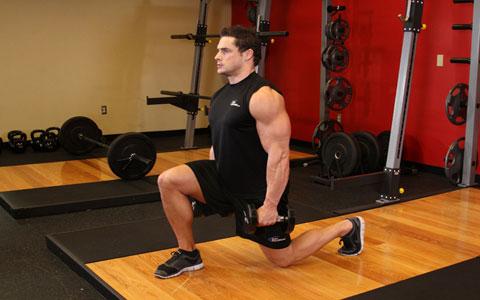 تمرینات تقویت عضلات چهار سر ران