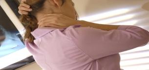 دردهای گردن و مراقبت از مهرهای گردن