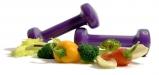 کاهش استرس با ورزش و تغذیه سالم