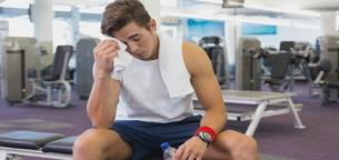 5 علامتی که نشان میدهد نباید ورزش و به استراحت نیاز دارید