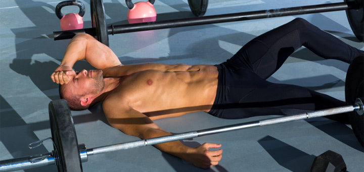 چه زمانی و بر اساس چه علائمی نباید ورزش کنید؟