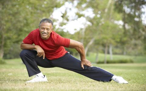 senior sports اهمیت و همچنین فواید ورزش سالمندان