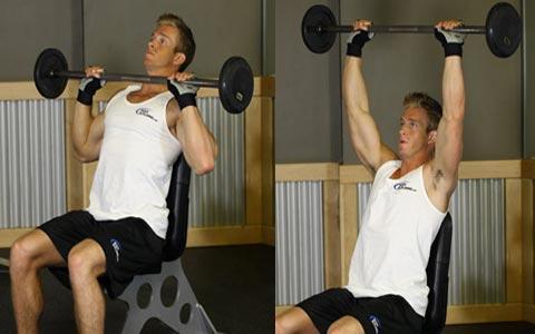 بهترین حرکات برای تقویت عضلات شانه