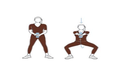تمرینات تقویت عضلات داخل ران