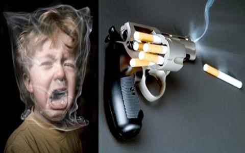 12 تبلیغ برتر و اثر گذار در رابطه با سیگار