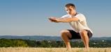 تقویت عضلات پا در خانه با 3 تمرین