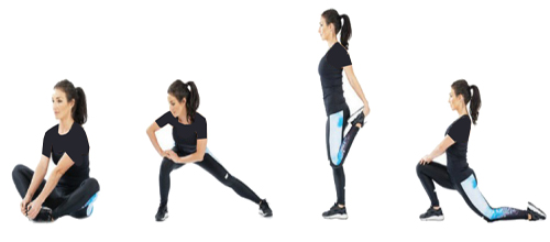 برنامه تمرینی تناسب اندام بدون وزنه برای خانم های پُر مشغله