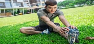 چرا باید بعد از ورزش کشش را برای کف پا انجام دهیم؟