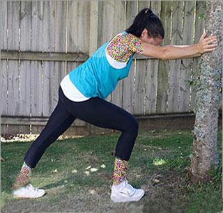 stretching3 home 3 انجام حرکات کششی در منزل ( تصویر)