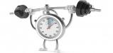 آیا واقعاً عضلات در زمانهای خاصی از روز بهتر کار میکنند؟