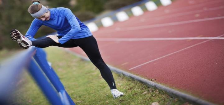 گرم کردن بدن و سرد کردن آن در ورزش