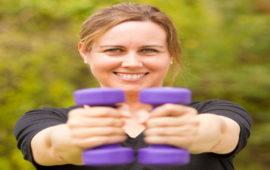 فعالیت ورزشی و کاهش افسردگی در خانم ها