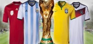 رویای قهرمانی، کدام تیم شگفتی ساز جام 2014 خواهد شد؟